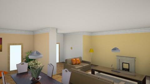 sala de estar - Living room - by Ana Monteiro