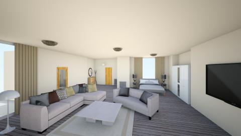 Hotel Room - Modern - by Okeanos