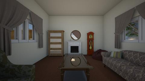 Amaro Living - Living room - by WestVirginiaRebel