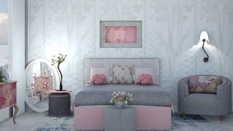 M_ Eclectic Bedroom  - Eclectic - Bedroom - by milyca8