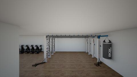 gym - by fkdbgsgbtr