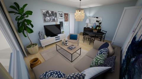 Pokoj inny kolor 5 - Living room - by donnamaddalena