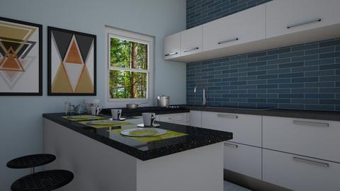Kitchen Island - Kitchen - by PenAndPaper