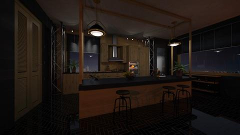 IP Artisan Kitchen - Kitchen - by Magozfunk