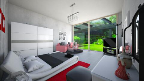 bedroom - Bedroom - by cheridane20
