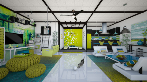 Wasabi II - Global - Kids room - by starsector