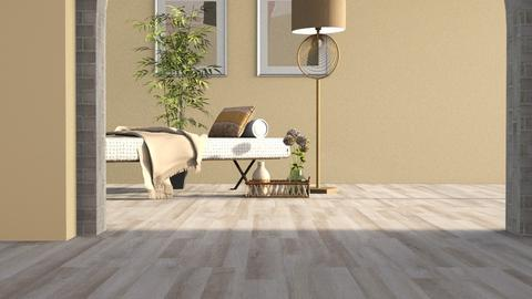 Citizen OAK - Living room - by The Minimalist
