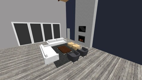 Jen Pat LR 2_1 - Living room - by kashamitchel
