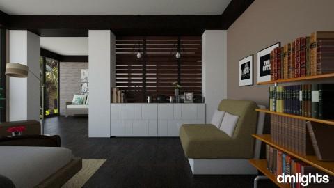 Bedroom 02 - Modern - Bedroom - by DMLights-user-1334755