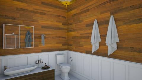 br2 - Bathroom - by corbu_cat