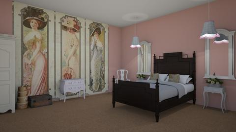 Room 15 - Bedroom - by Tiffany Y