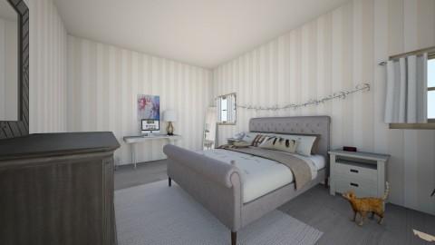 room pt2 - Feminine - Bedroom - by Maddie Freeman