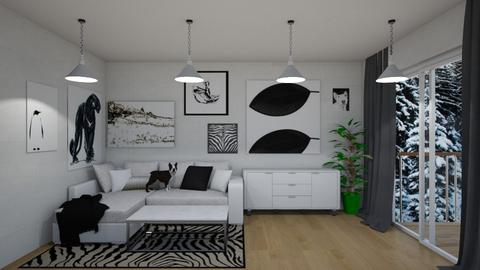 living room 2 - Living room - by hannah136