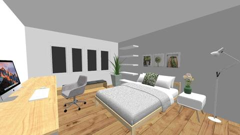 Maris room - Bedroom - by Mariana Ortiz_817