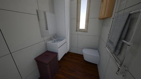 bath - Classic - Bathroom - by tymek1125