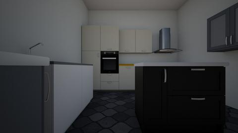kitc - Kitchen - by codeblack