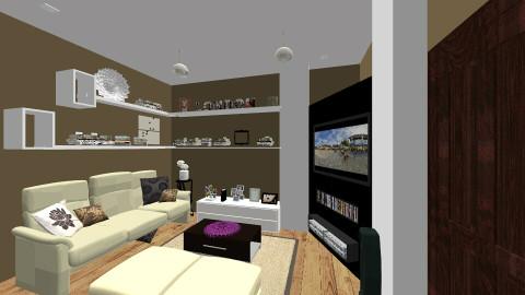 living room - Living room - by Raizza Pulido
