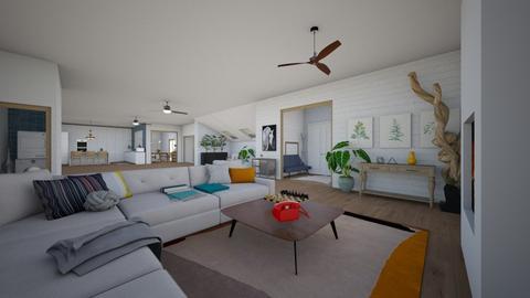 clvr - Living room - by dena15