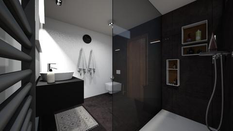Design a Bathroom - Modern - Bathroom - by LiekeSchipper
