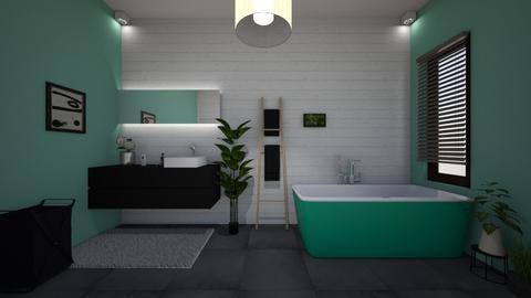 toscaa - Bathroom - by rahmadaniah06