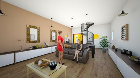 program test - Living room - by RCA