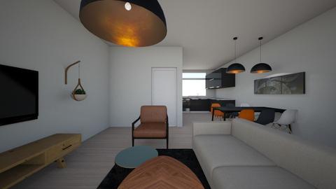 van de Wal - Living room - by Henk Martens
