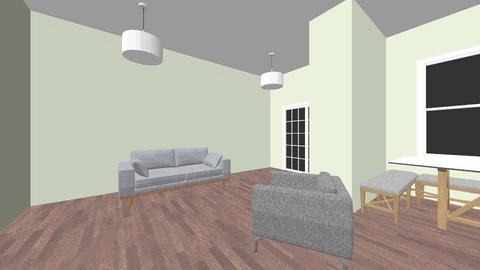 e - Living room - by emmalou2002