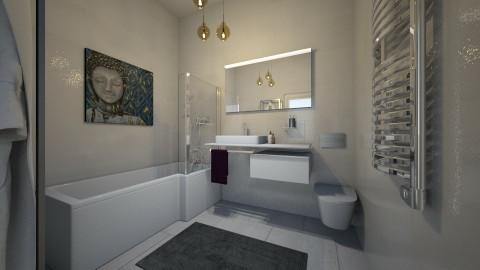 bathroom2 - by Karina  Levitskaya