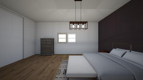 bedroom - Bedroom - by meshe23