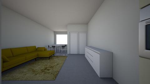 jacqueline - Living room - by Henk Martens