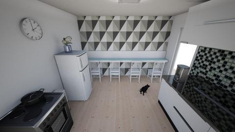 Mom kitchen - Minimal - Kitchen - by Franciele Oliveira