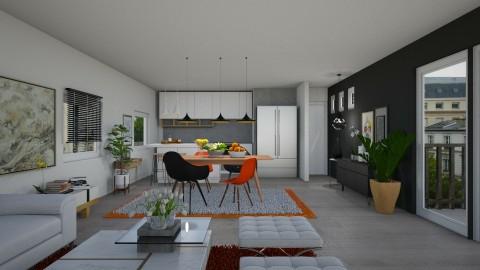 Apartment Redecoration - by ayudewi382