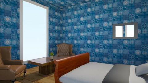tello - Country - Bedroom - by tello