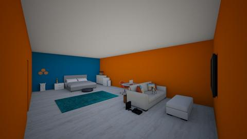 Morgan and Trottier - Bedroom - by RitchieValens640