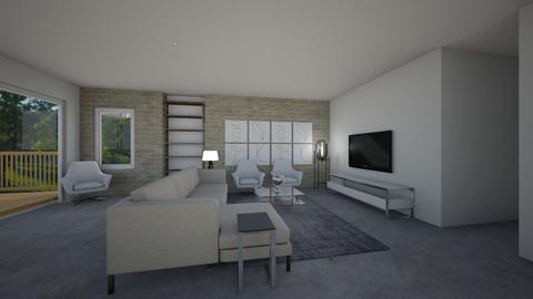Daisy de Arias 4Kennedy - Modern - Living room - by Daisy de Arias