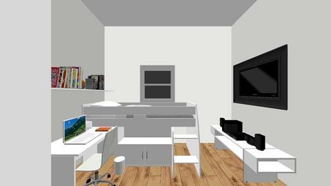 roomy - Bedroom - by kiki123807
