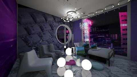 uhh - Modern - Bedroom - by icedancer1010