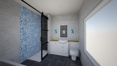 v4 Ensuite Bathroom - Bathroom - by PaulineA