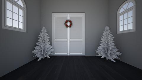 Christmas room - Living room - by Abuhl52