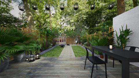 garden idea 2  - Garden - by kitty