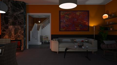 Tapestries art - Modern - Living room - by Sue Bonstra