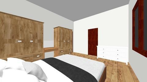 Master 1 - Bedroom - by babycookienat