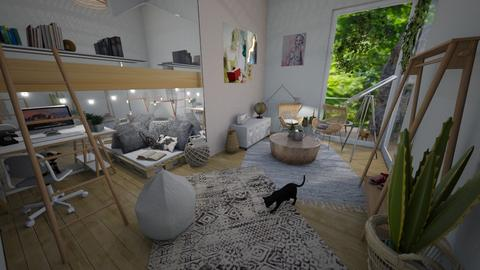 boho - Global - Bedroom - by lil Paz