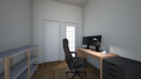 Shoe room idea2 - Office - by nlkicks
