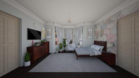 Bedroom - Feminine - Bedroom - by Larcho1996