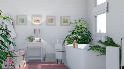 Country Bath 2 - Bathroom - by GraceKathryn