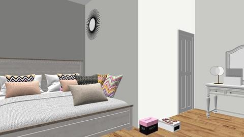 Bedroom Olivia - Modern - Bedroom - by mellivaatkinston