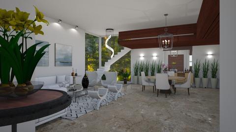 Belutti - Feminine - Living room - by Aymee Estrella