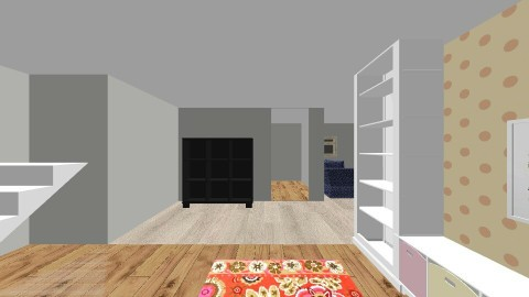 basement - by kristiderev