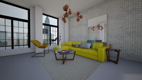 Nadia Ortiz  - by Jlo Design